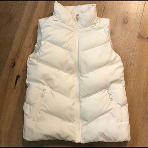 GAP down alternative vest ( missing hood)